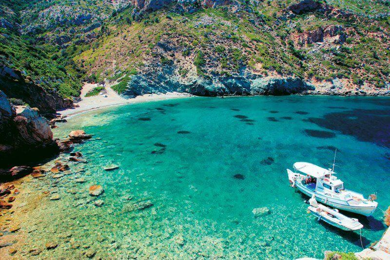 Boat Sporades