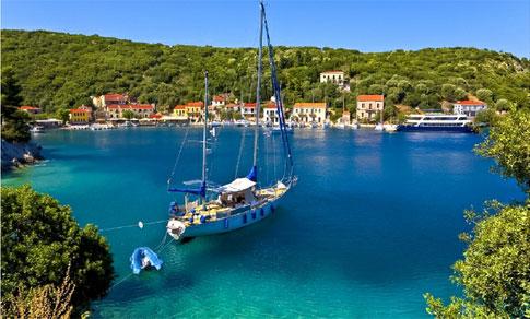 Boat Greece