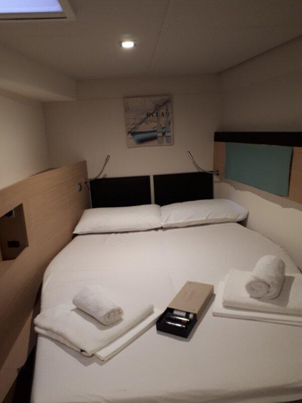 Sailing cabin